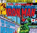 Iron Man Vol 1 135