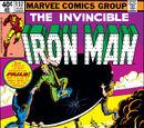 Iron Man Vol 1 137