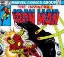 Iron Man Vol 1 157
