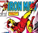 Iron Man Vol 1 187