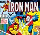 Iron Man Vol 1 188