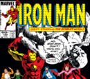 Iron Man Vol 1 190