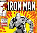 Iron Man Vol 1 191