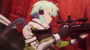 Sinon up close in her GGO outfit on the 100th Floor.png