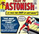 Tales to Astonish Vol 1 43