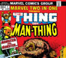 Marvel Two-In-One Vol 1