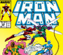 Iron Man Vol 1 224