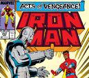 Iron Man Vol 1 252