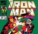 Iron Man Vol 1 254