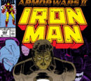 Iron Man Vol 1 262