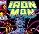 Iron Man Vol 1 269