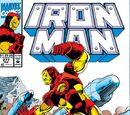Iron Man Vol 1 277