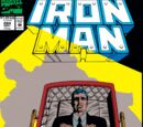 Iron Man Vol 1 284