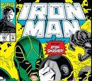 Iron Man Vol 1 287