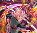 Punishment of Anger Goku Black (Super Saiyan Rosé)