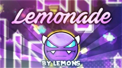 """Lemonade"" DEMON by Lemons Geometry Dash 2.1 GuitarHeroStyles"