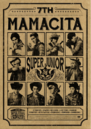 Super Junior MAMACITA Album Version B.png