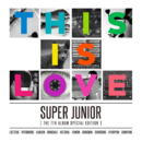 Super Junior THIS IS LOVE Special Edition Album.png