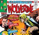 Wolverine Vol 2 -1/Images