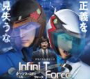 Infini-T Force: Farrewell Gatchaman My Friend