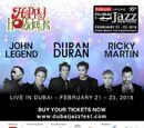2018 - 21 February: Dubai (UAE)