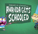 Amanda Gets Schooled