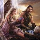 Boda de Daenerys y Drogo by Magali Villeneuve©.jpeg