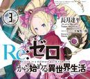 Re:Zero Light Novel Volume 3
