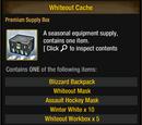 Whiteout Cache