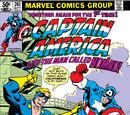 Captain America Vol 1 261