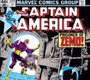 Captain America Vol 1 277