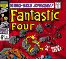 Fantastic Four Annual Vol 1 6