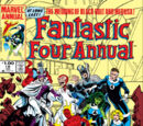 Fantastic Four Annual Vol 1 18