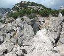 Высокие скалы