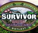 Survivor ORG 35: Iguazu Falls