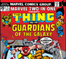 Marvel Two-In-One Vol 1 5