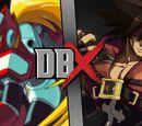 Zero VS Sol Badguy