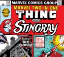 Marvel Two-In-One Vol 1 64