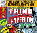 Marvel Two-In-One Vol 1 67