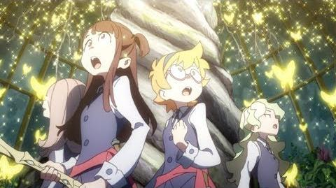 Little Witch Academia Chamber of Time - Gameplay Trailer 1 PS4, PC