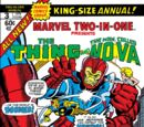 Marvel Two-In-One Annual Vol 1 3