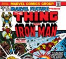 Marvel Feature Vol 1 12