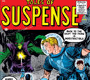 Tales of Suspense Vol 1