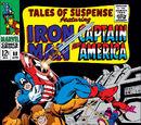 Tales of Suspense Vol 1 88