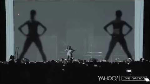 Shadows (Live)