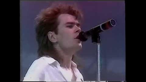 Nik Kershaw - Wide Boy (Live Aid 1985)