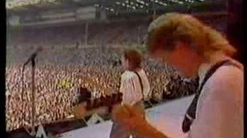 Nik Kershaw - The Riddle (Live Aid 1985)