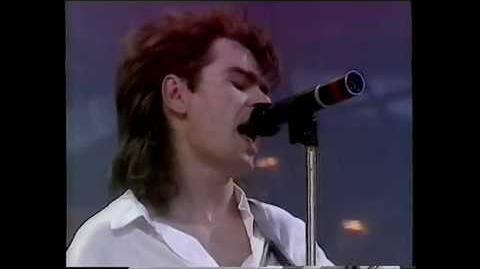 Nik Kershaw - Don Quixote (Live Aid 1985)