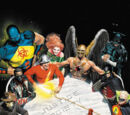 Justice Society of America (New Earth) (DC Series)