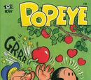 Popeye Classics (comic book)-IDW-No 10-May 2013